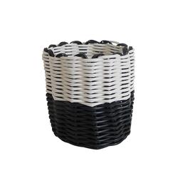 blyantsholder_rund_kurv_sort/hvid